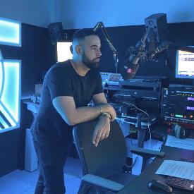 AJD Radio Studio